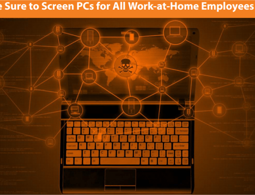 Is Your Work-From-Home PC safe?